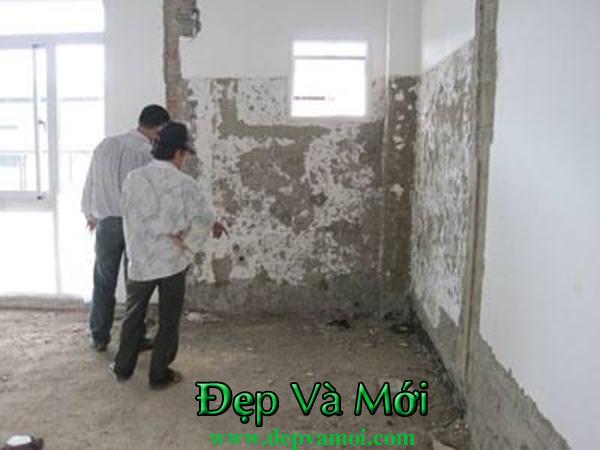 Nguyên nhân cần phải sửa chữa nhà